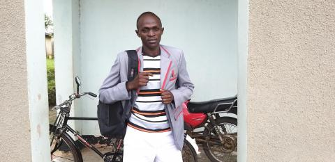 Gideon, the 'Ebola Doctor'