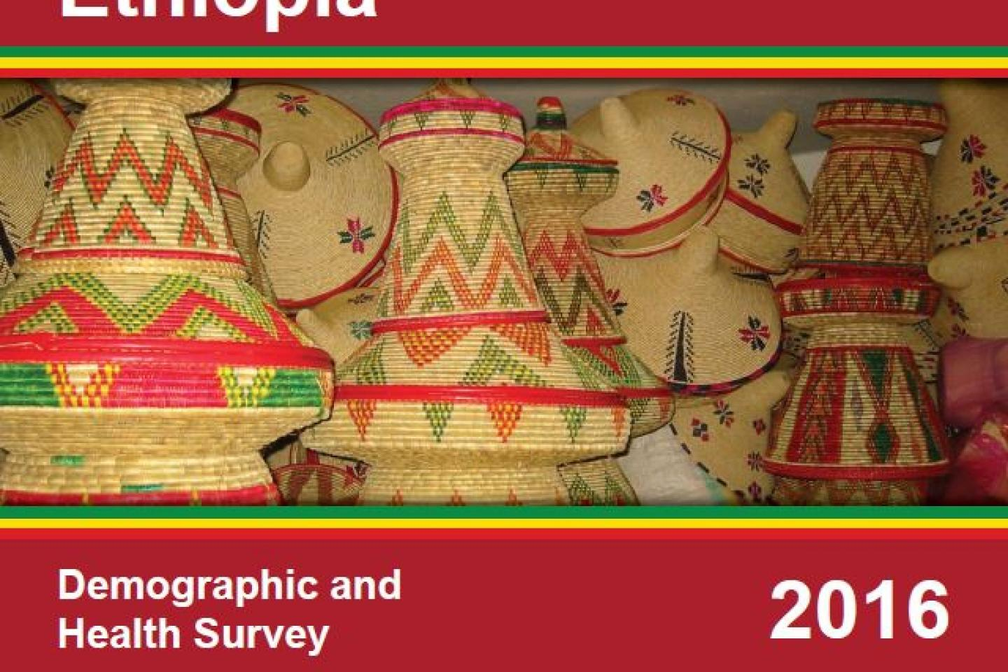 Demographic and health survey | UNICEF Ethiopia