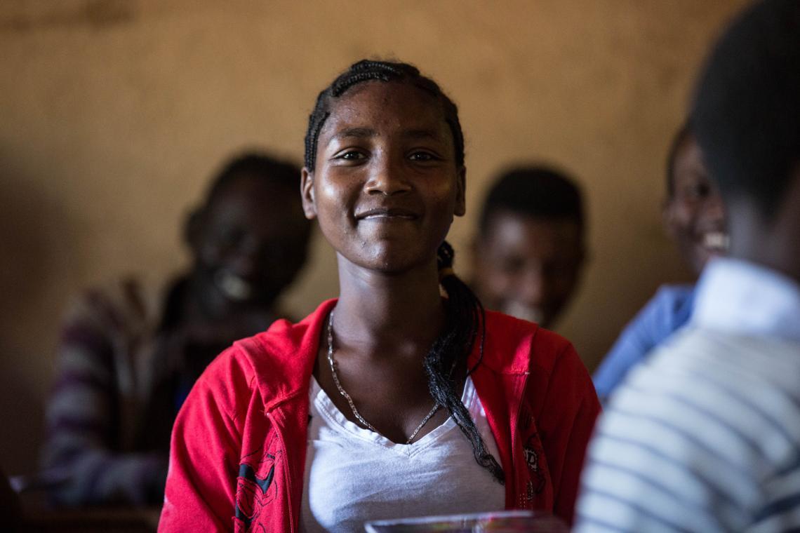 Protection through education | UNICEF Ethiopia