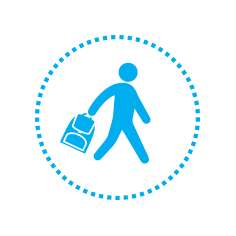 UNICEF Icon for depoloyment