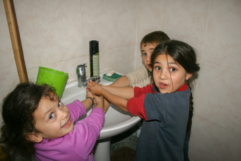 Children Hygiene