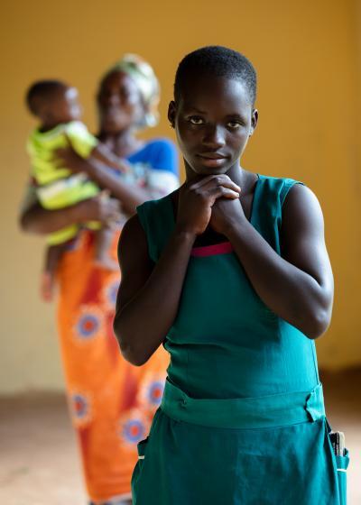Ladies ghana single Ghana Women