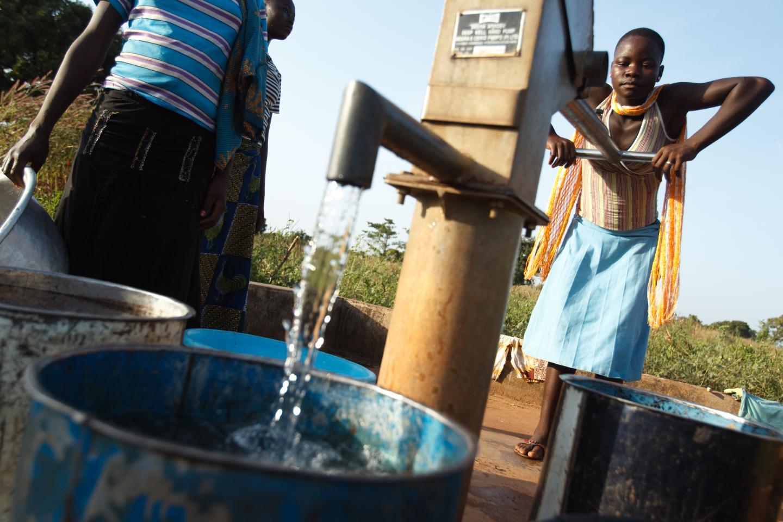 Water, Sanitation and Hygiene | UNICEF Ghana