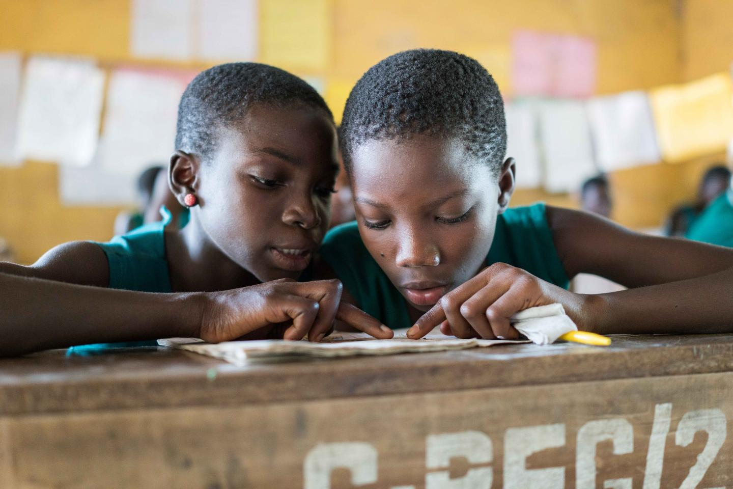 Education | UNICEF Ghana