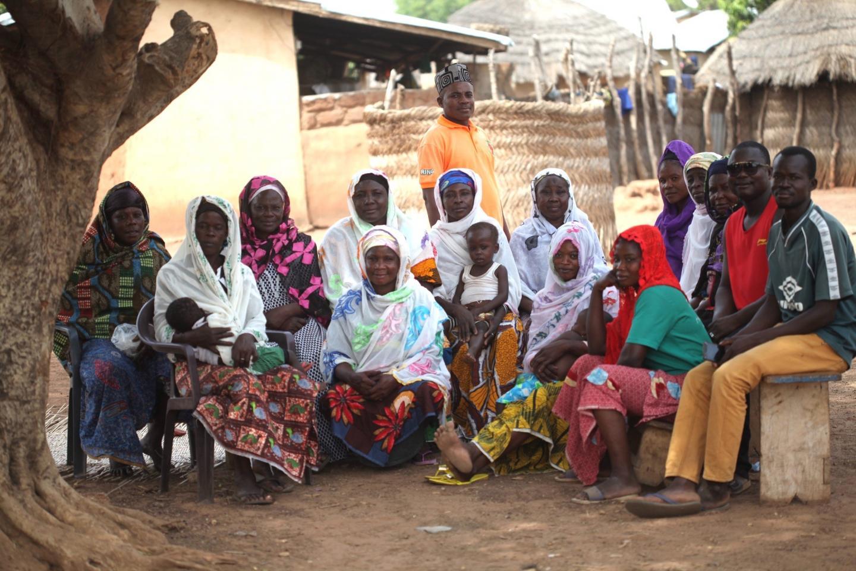 Strengthening female leadership and status in Northern Ghana