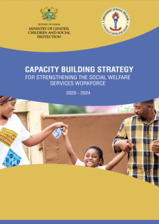 Capacity Building Strategy - Social Welfare Services