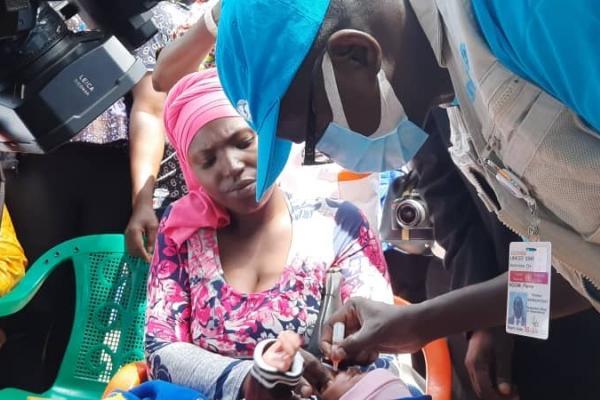 Les membres du Rotary mèneront à bien leur mission   End Polio