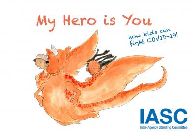 Cover for My Hero is You