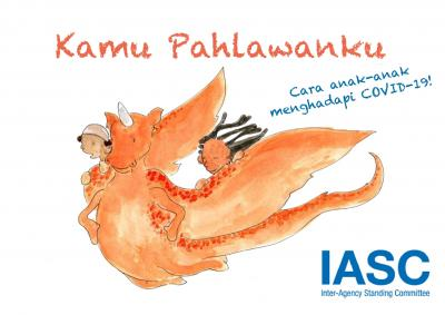 Cover for Kamulah Pahlawanku