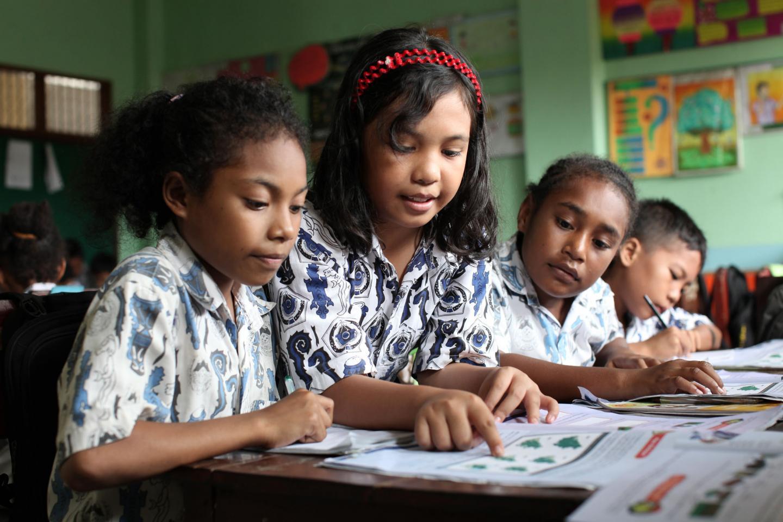 Pendidikan dan Remaja | UNICEF Indonesia
