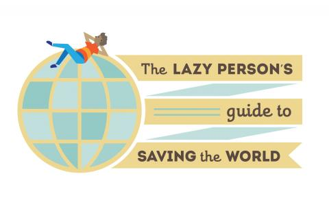 Lazy person's guide image