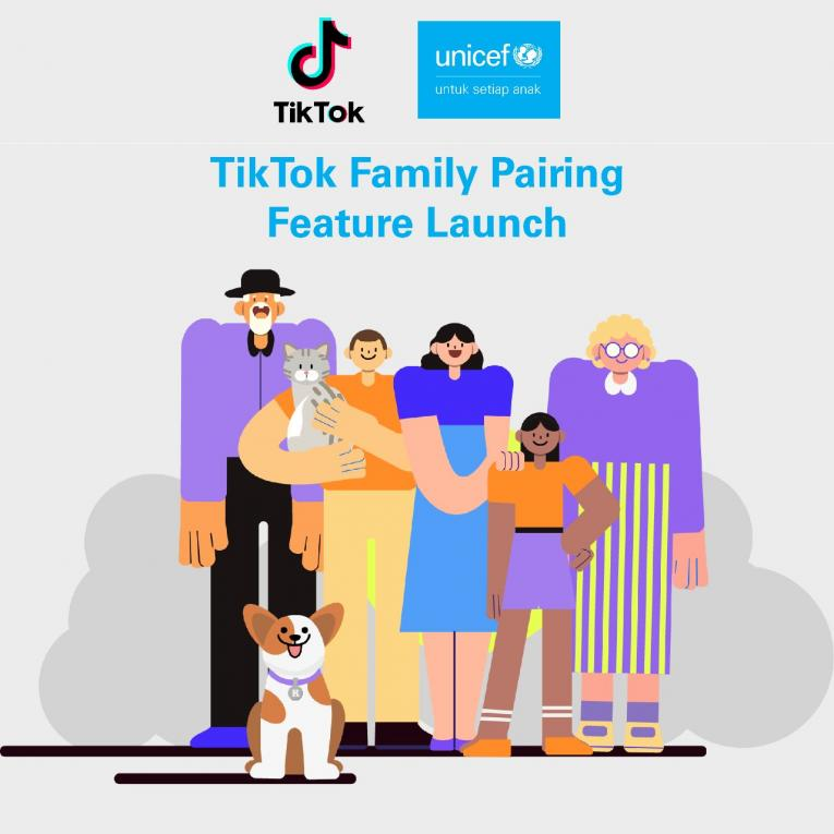 Inviting Families To Play Active Role Tiktok Launches Family Pairing Feature