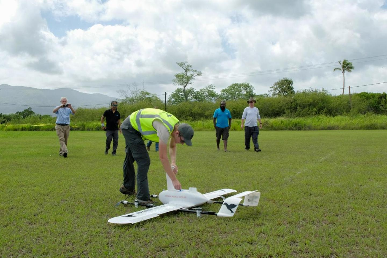 Vanuatu Drone Trial Report   UNICEF Office of Innovation
