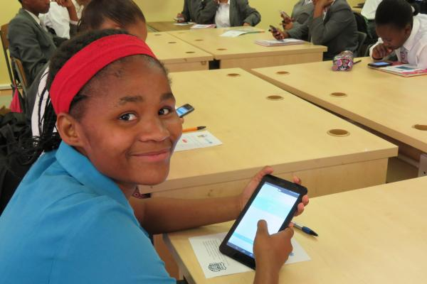 Improving School Participation In Namibia Unicef Office Of Innovation
