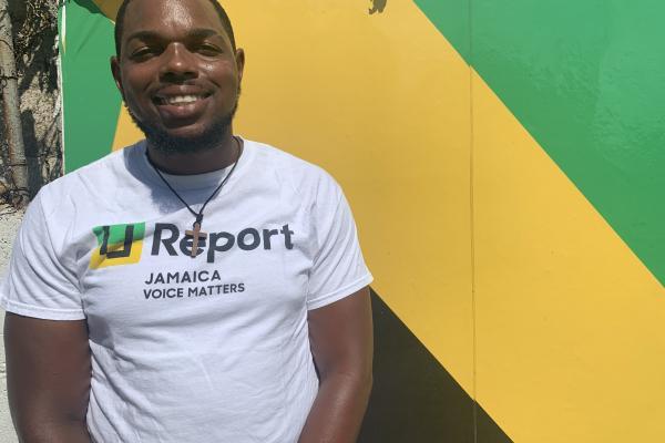 U Reporters Help Shape Jamaica S Covid 19 Response Unicef Office Of Innovation