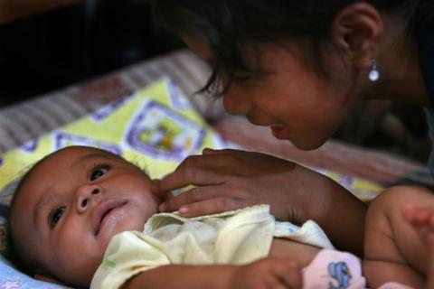 Pneumonia is the leading cause of under-five child mortality globally