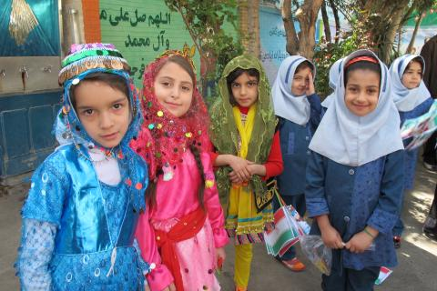 education for children in iran