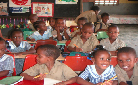 The Jamaica School Readiness Assessment