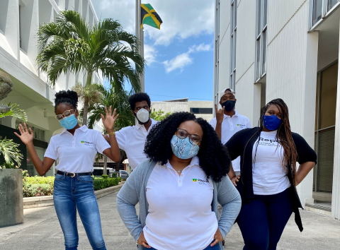 U-Report Jamaica Youth Council 2020-21
