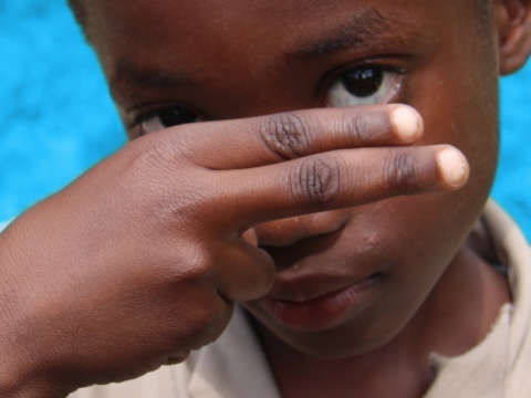 In Jamaica, too many children do not have this protection. Their lives are being stained by violence – often at the hands of people they love and trust.
