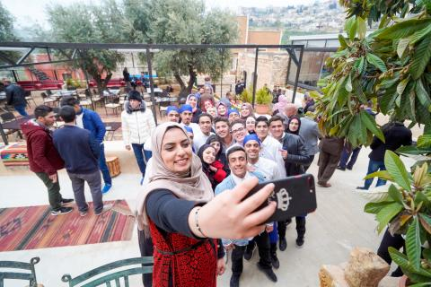 UNICEF-supported social enterprise in Jerash gives new hope to youth