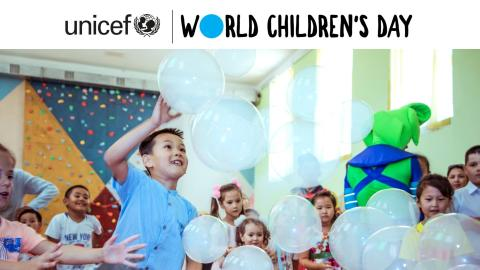 World Children's Day KZ