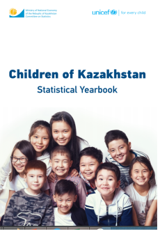 Children of Kazakhstan Statistical Yearbook