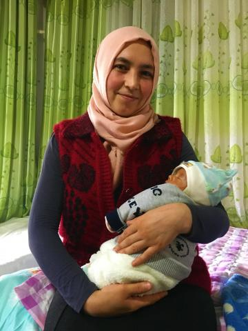 Home Visiting for Newborns' Good Health