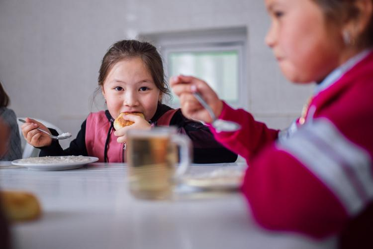 Nutrition status of children in Kyrgyzstan