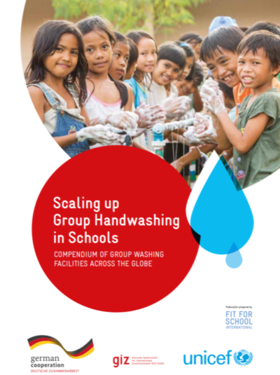 Scaling up Group Handwashing in Schools Compendium of group washing facilities across the globe