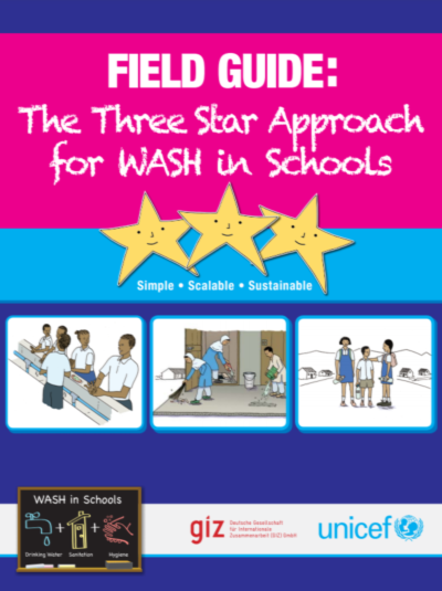 Field Guide: The Three Star Approach for WASH in Schools