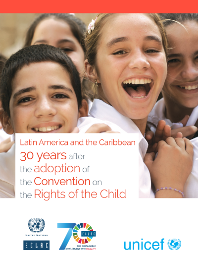 Latin America and the Caribbean  30 years after the adoption of the Convention on the Rights of the Child