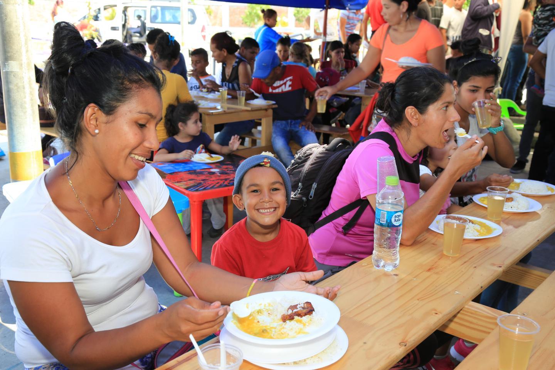Suecia Brinda Asistencia Humanitaria Vital Para Ayudar A 165 000 Niños Niñas Y Familias Migrantes De Venezuela
