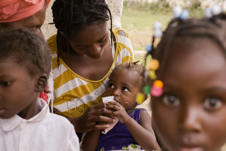 Fighting Acute Malnutrition in Mare-Briole | UNICEF Latin America and Caribbean