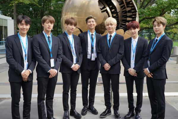 Bts Heartfelt Message To Young People At Unga Unicef Latin America And Caribbean
