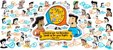 Conversa por tus Derechos Speak up for your Rights