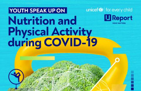 Banner Nutrition and physical activity during COVID-19