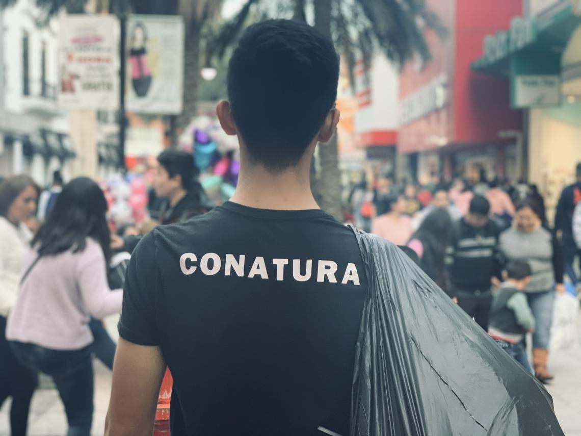 Juan Carlos Banda Fonseca, 18 años, Monterrey.