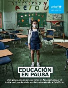 Portada Educación en pausa