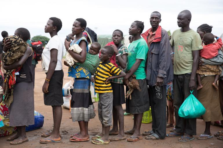 Una travesía mortal para los niños: la ruta de la migración desde África  del Norte hasta Europa