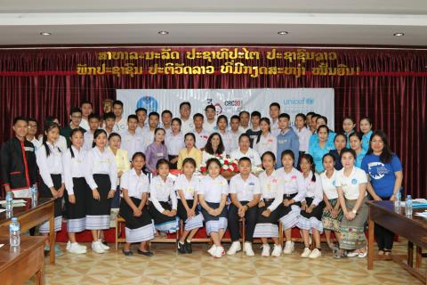 The Government of Lao PDR presents a Plan for Implementation of the Concluding Observations on CRC