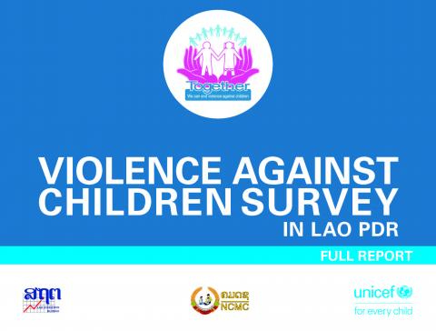 Violence against Children Survey in Lao PDR - Full Report (2019)