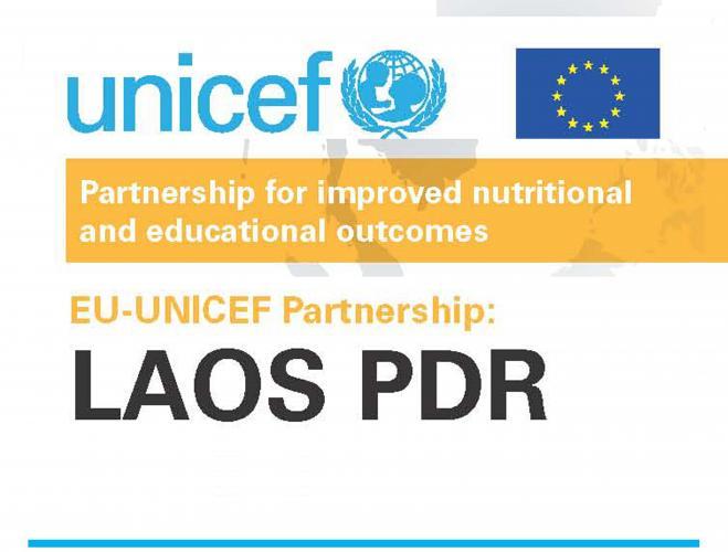 UNICEF Lao People's Democratic Republic