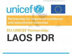 EU-UNICEF Partnership: LAOS PDR
