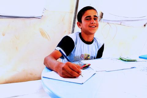Mohamad, 12 years old.