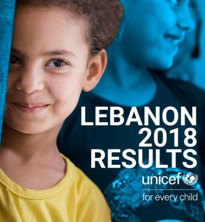 UNICEF and partners supported more than one million girls, boys, adolescents and young people across Lebanon in 2018 with health, nutrition, education and child protection services. Working in close collaboration with the Lebanese authorities, UNICEF continues to put children at the heart of its programmes, bridging humanitarian action and development work.