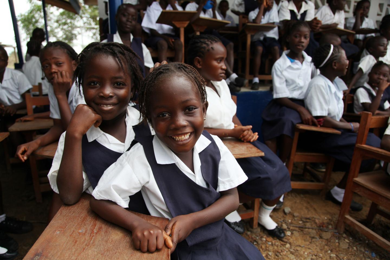 Basic education   UNICEF Liberia