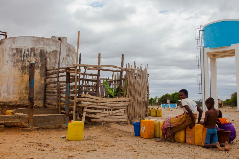 Madagascar Toamasina Femeie