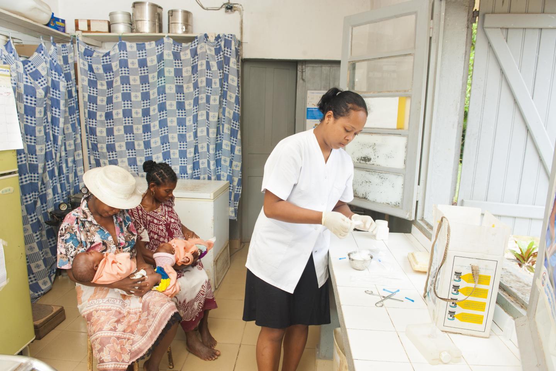 UNICEF assure la continuité des services dans le domaine de la santé pour sauver des vies