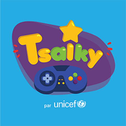 Tsaiky Facebook Instant game by unicef